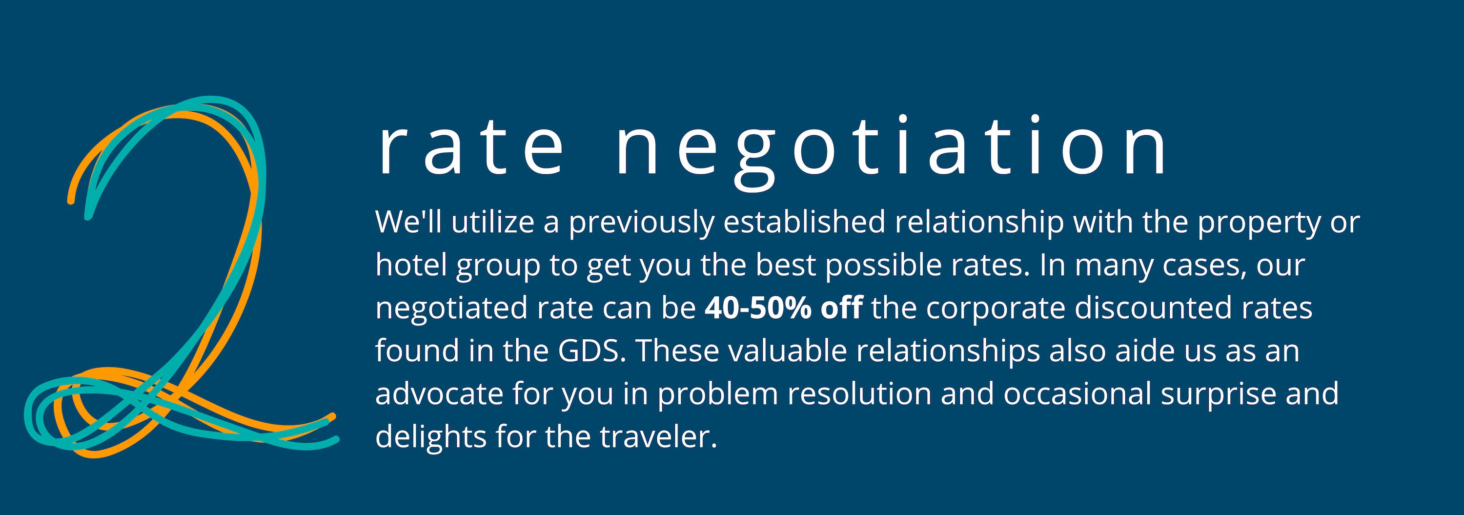 Corporate Lodging Management - Travel Partners